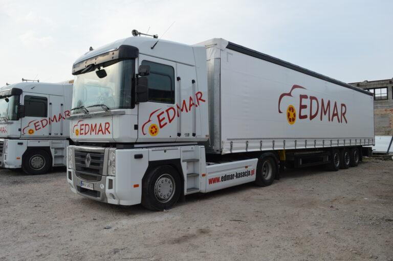 Edmar transport